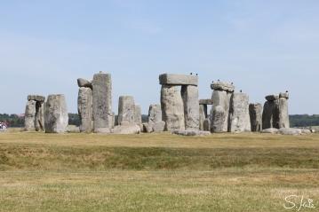 Steine, an denen ich zufällig vorbeikam ;)