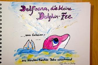 Delfeena Buch von Stefanie Anne M. Manke