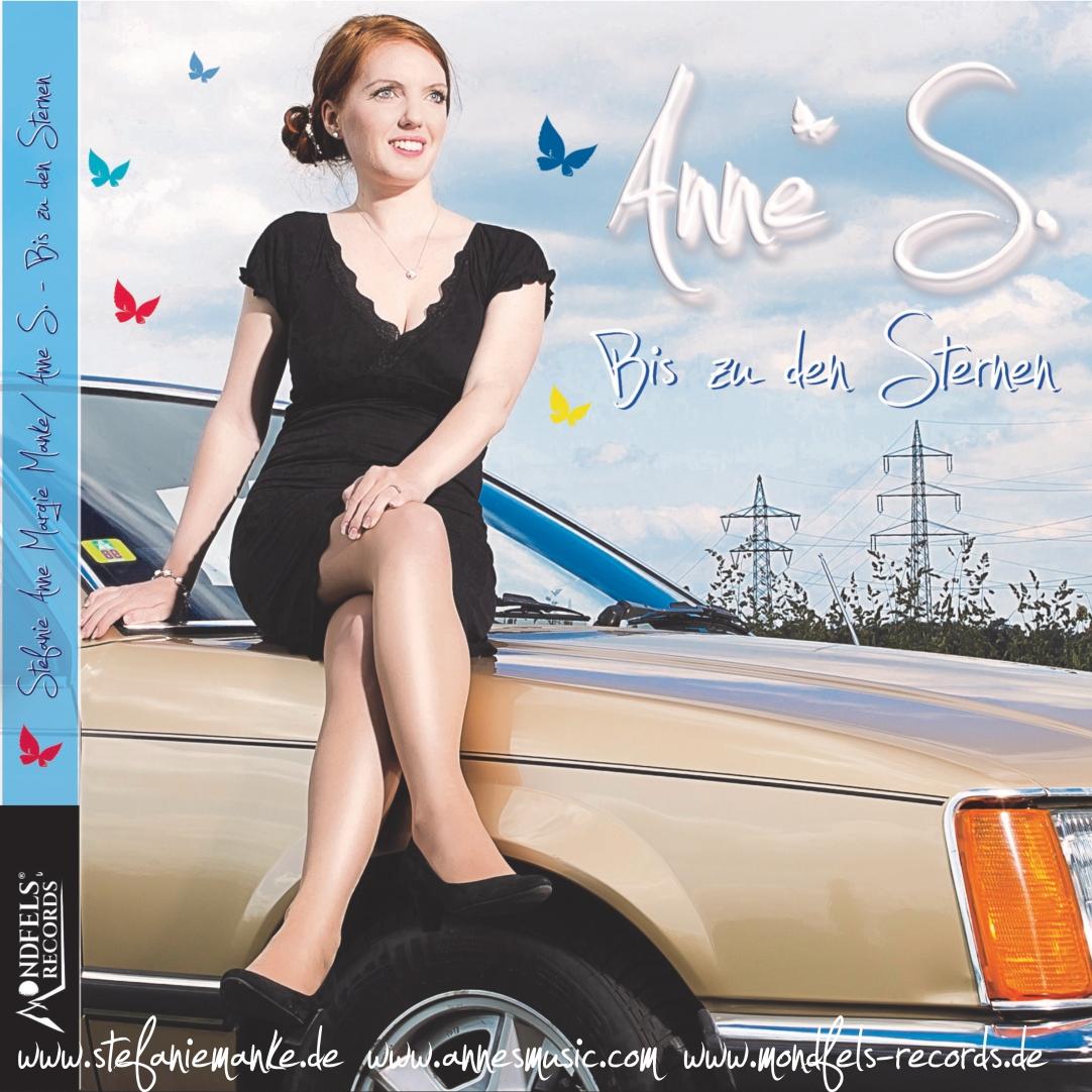 My new CD with 10 songs, and the booklet 32 pages, is coming soon!!!Das neue Album von Anne 🦋 S. (Anne S./ Sängerin Stefanie Anne M. Manke, special edition, 10 Songs, sowohl Neue Songs mit Band als auch unplugged, 32-seitiges Booklet gibt es bald bei mir/ uns direkt oder bei Mondfels Verlag/ Mondfels Records zu bestellen! mondfels at gmx. netIch freue mich darauf. ❤ Steffi Anne www.stefaniemanke.de